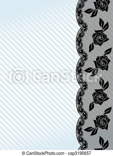 https www canstockphoto fr vertical noir francais fond dentelle 3195657 html