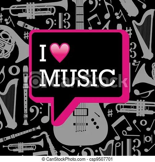 愛. 音樂. illustration. 灰色. 愛. 背景. coloring.. 分層堆積. 儀器. 對話. 操作. 風俗. fille. 寫. 矢量. 音樂. 容易 ...