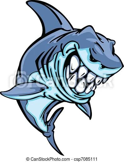 鯊魚, 插圖, 堅韌, 藏品,唐老鴨; 閃電麥坤, 動物,捕獲了1隻罕見的獨眼小鯊魚, 吉祥人, 插圖 ...