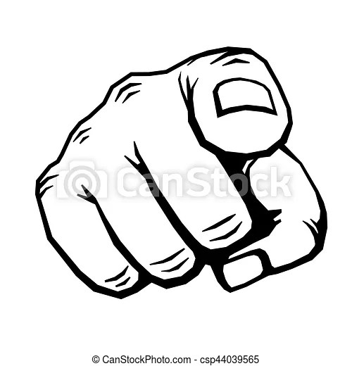 Free Pointing Finger Images Download Free Clip Art Free