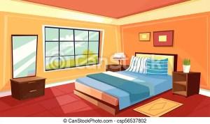 bedroom cartoon interior clipart cozy gacha mirror template morning window aesthetic empty sofa fumetto vettore letto interno fondo dell camera