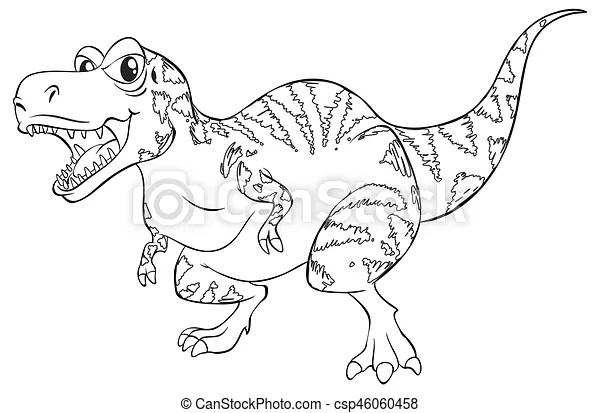 恐竜, t-rex, 動物, いたずら書き. 恐竜, いたずら書き, 動物, イラスト, t-rex.