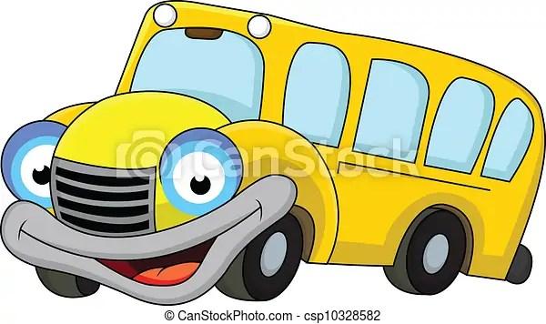 Bildresultat för tecknad buss