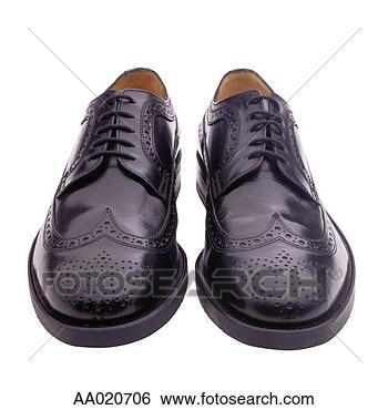 Stock Photo - pair of wingtip shoes. fotosearch - search stock photos, pictures, images, and photo clipart