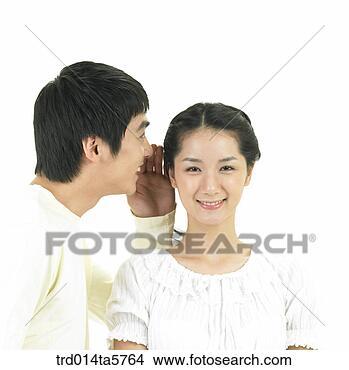 Psst, were Asian