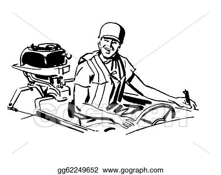 Outboard Motor Drawings, Outboard, Free Engine Image For