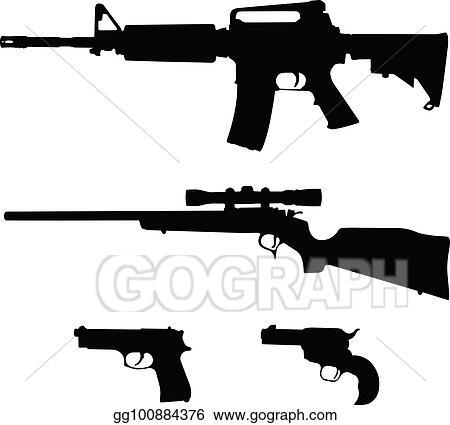 vector stock ar 15