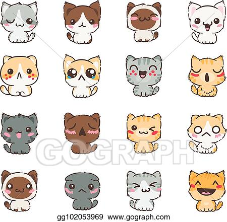 vector clipart cute cartoon