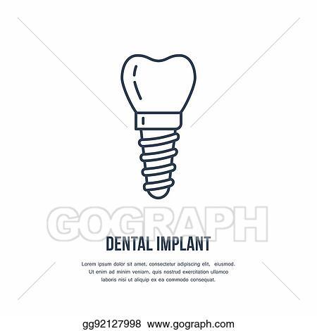 vector art dentist orthodontics