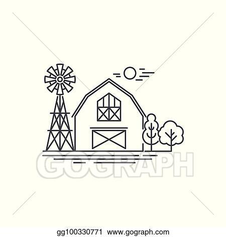 eps vector farm barn