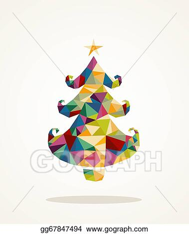 vector stock - merry christmas