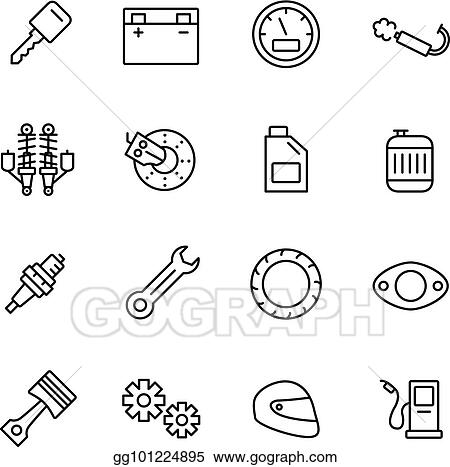 Motorcycle 101 Parts