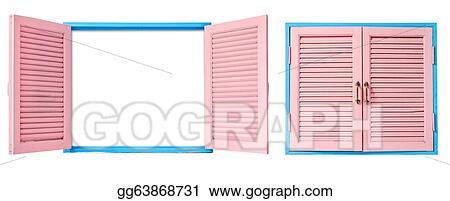 open close windows clipart window illustration gograph wide