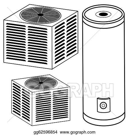 Air Conditioner Heater: Air Conditioner Heater Symbol