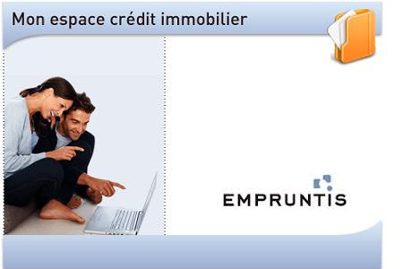 espace client Empruntis