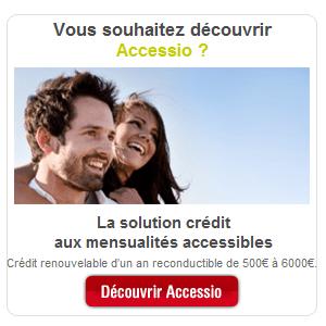 mon compte accessio