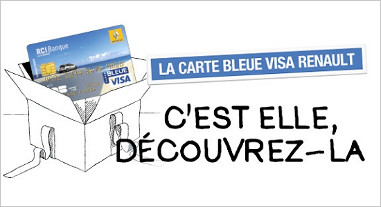 carte renault visa diac rci banque zesto cr dit. Black Bedroom Furniture Sets. Home Design Ideas