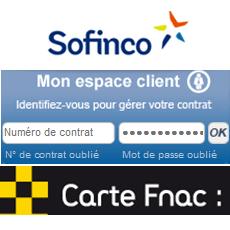 espace client carte Fnac