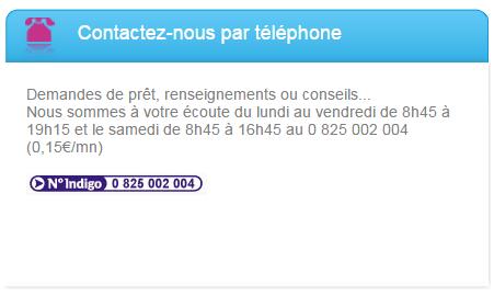 contact sofinco téléphone
