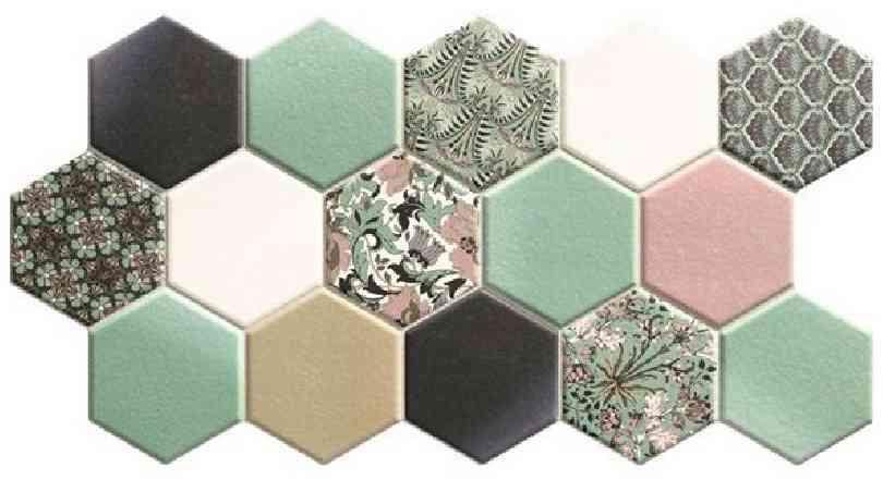 carrelage hexagonal 26 5x51 hex nouveau realonda
