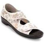 Sandales extensibles