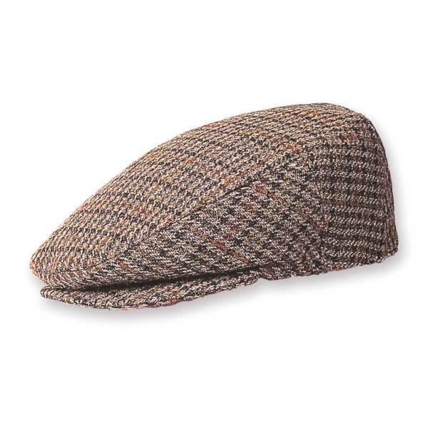 La casquette à carreaux