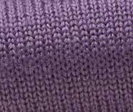Maille 50% merinos Violet
