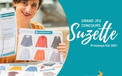 2ème édition de notre Grand Jeu «choisissez votre tenue !»