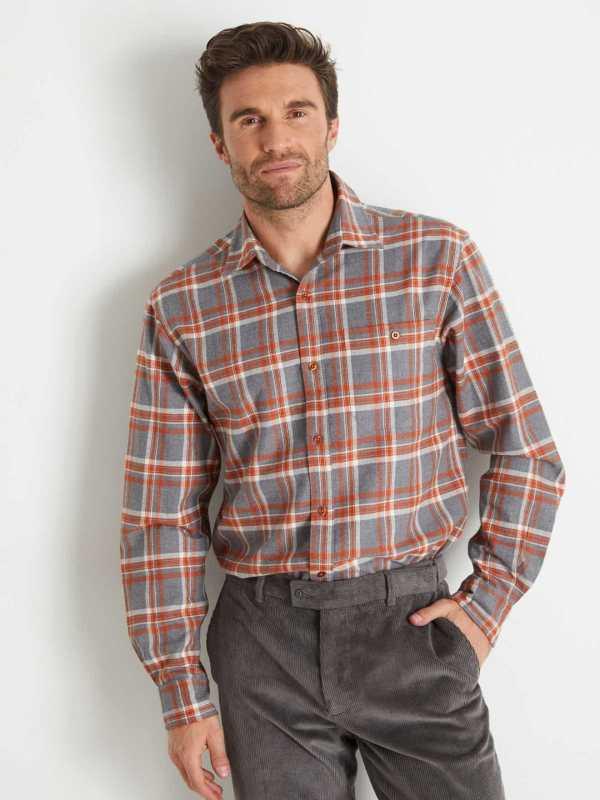 Le lot de 2 chemises chaudes