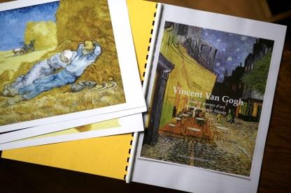 van Gogh étude
