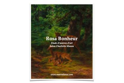 Rosa Bonheur étude art