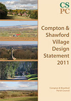 Compton & Shawford VDS 2011 front cover
