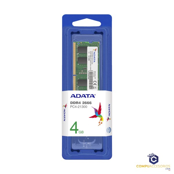Ram 4GB DDR4 2666