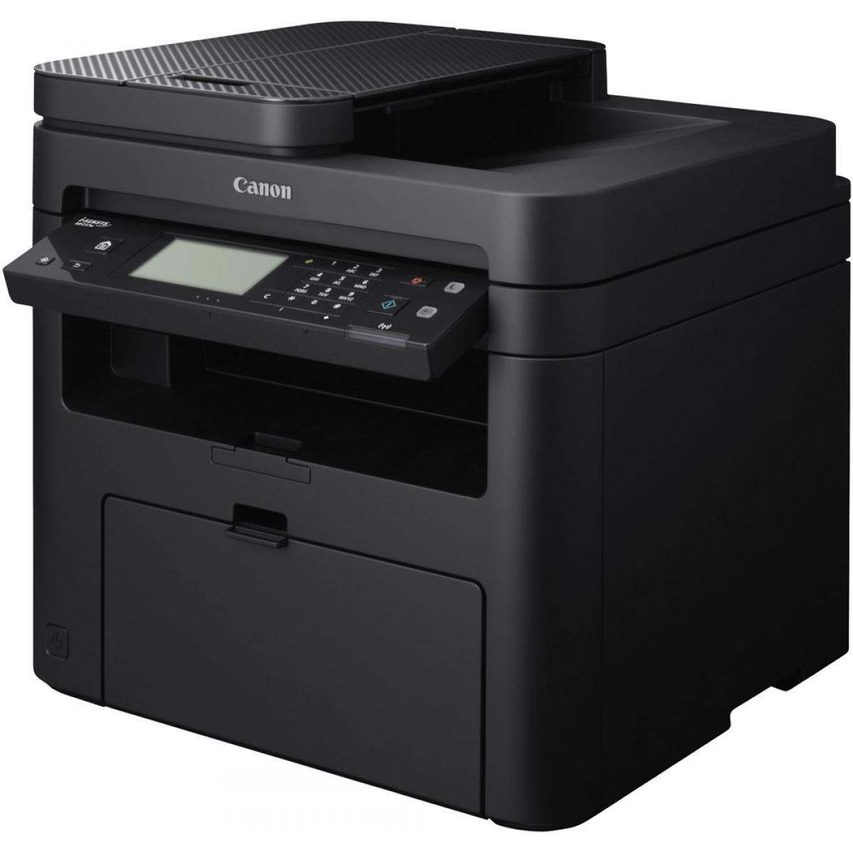 Canon i-SENSYS MF237W Mono Laser All-In-One Multifunction Printer | MF237W | Compu Jordan for Computers