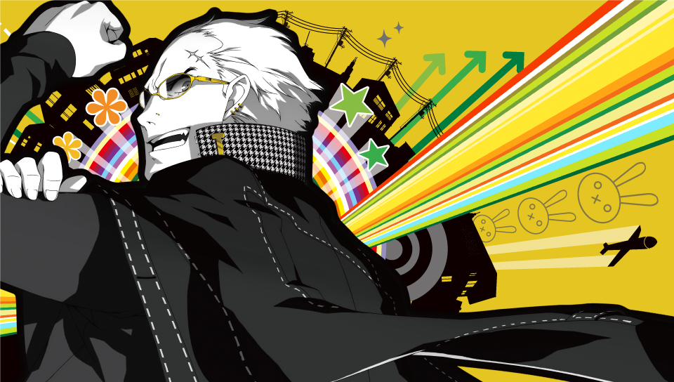 Persona 4 The Animation Wallpaper Persona 4 Golden Pre Order Ps Vita Wallpapers Nerd Life