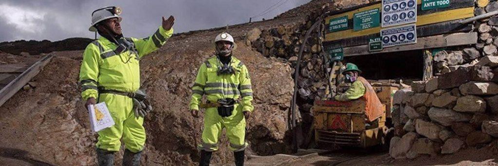 Reinicio de Medina y Pequeña Minería
