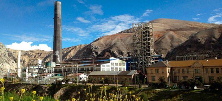 Minem aprueba el plan de cierre de minas del Complejo Metalúrgico de La Oroya