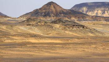 Egipto descubre gigantesco yacimiento de oro
