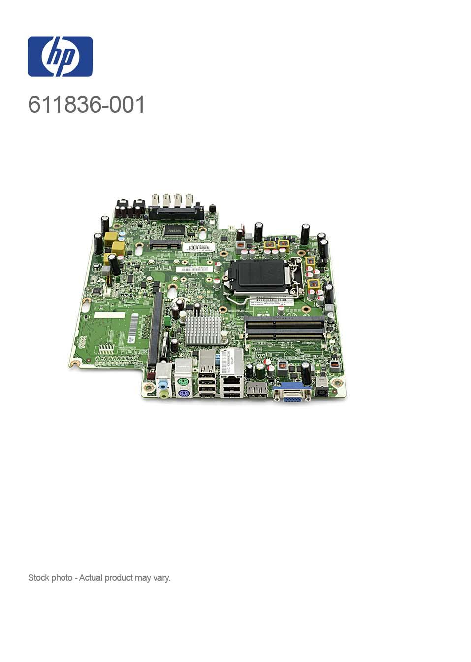 Hp 8200 Elite Motherboard Diagram : elite, motherboard, diagram, 611836-001, System, Board, Compaq, Elite, Ultraslim, CompuPoint