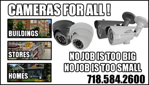 Security Cameras Installation Services, Computer Settings, Inc.