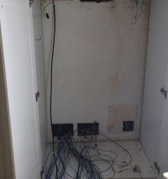 partial rewiring [ 899 x 1600 Pixel ]
