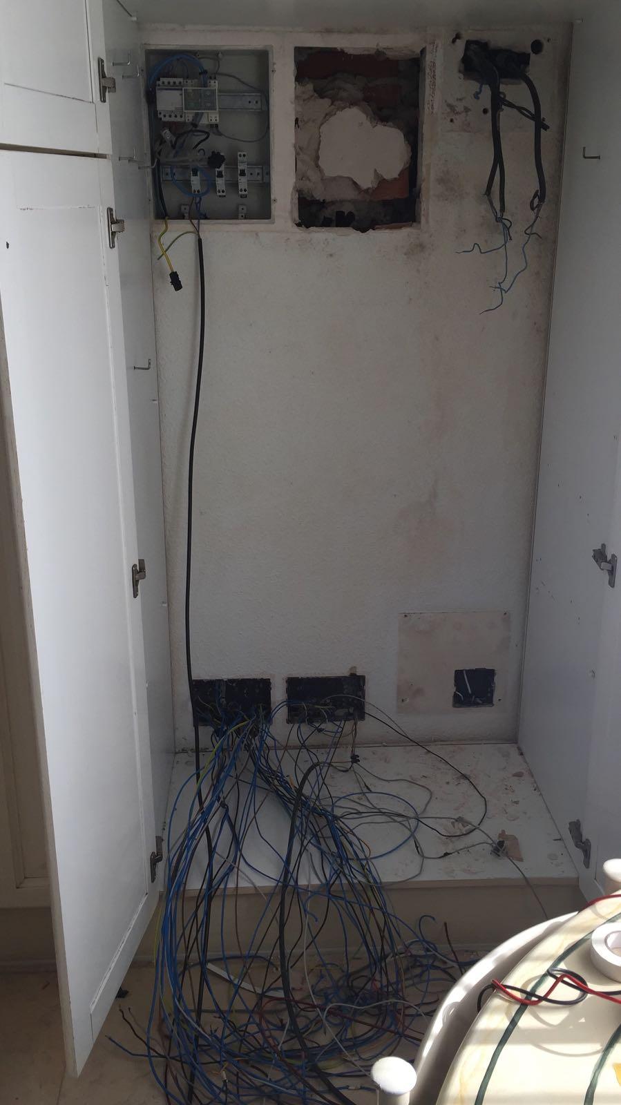 hight resolution of partial rewiring