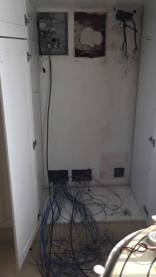 small resolution of partial rewiring