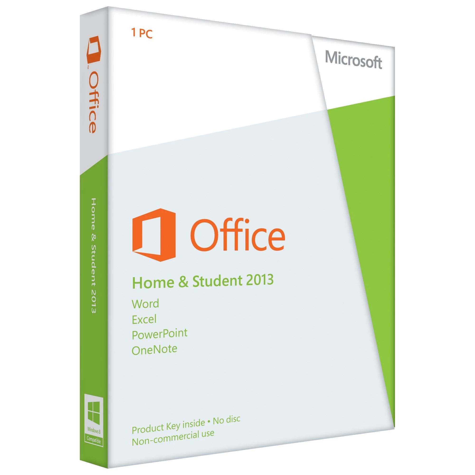 Microsoft Office Home & Student 2013 - Computashack