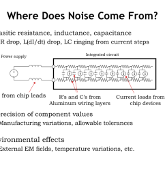 can we avoid the problem altogether by somehow avoiding noise a nice thought but not a goal that we can achieve if we re planning to use electrical  [ 1024 x 768 Pixel ]