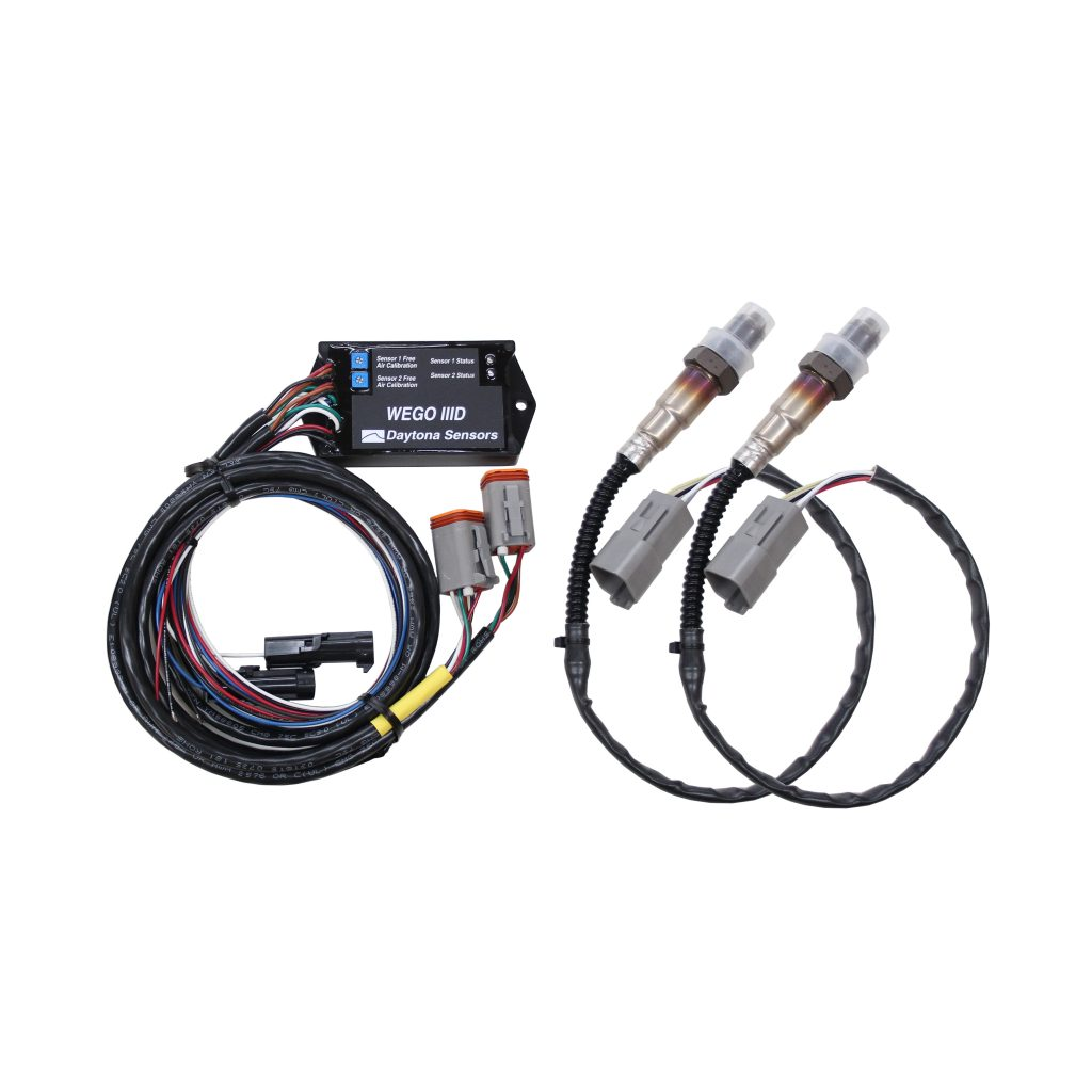 Dual Wide Band O2 Sensor Kit