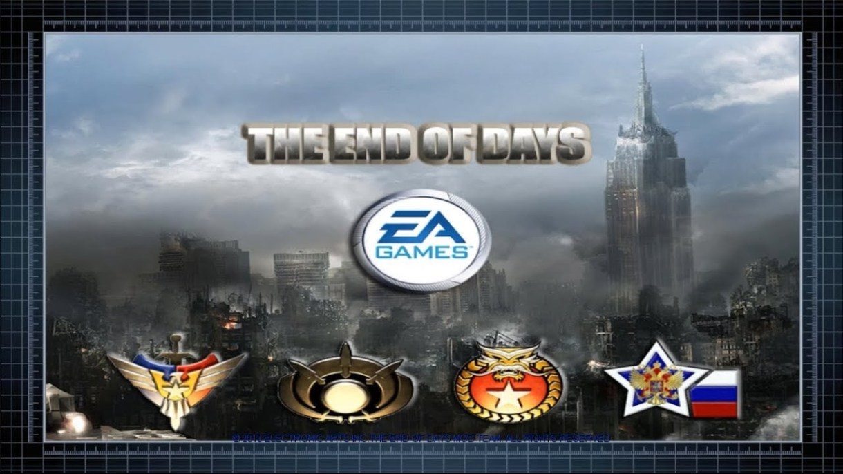 Image result for generals THE END OF DAYS