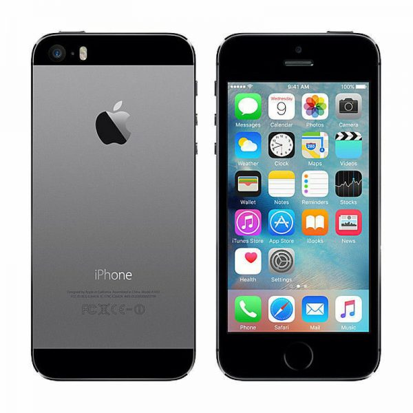Refurbished Apple iPhone 5S Space Gray AT&T