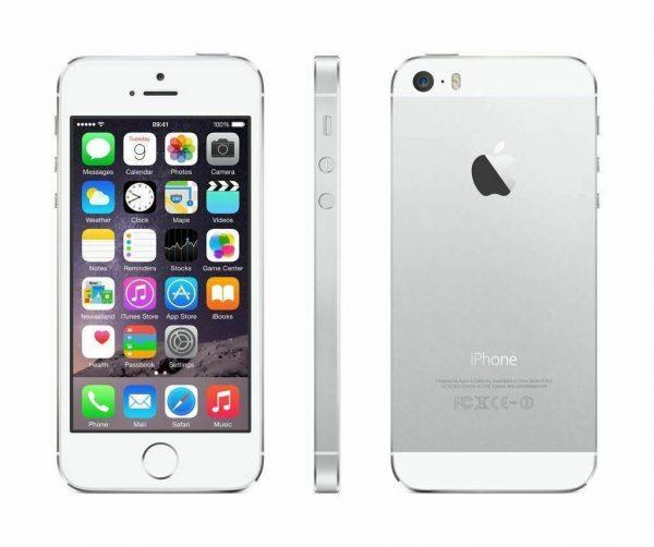 Refurbished Apple iPhone 5S Silver GSM Unlocked