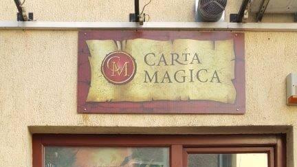 computer centar carta magica service point